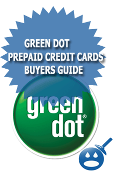 Green Dot Pre Paid Credit Card Buyers Guide