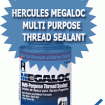 Hercules Megaloc Multi Purpose Thread Sealant
