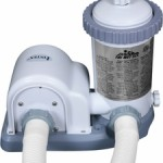 Intex 1500-Gallon Per Hour Pool Filter Pump