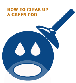How to Clear Up a Green Pool