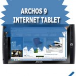 ARCHOS 9 Internet Tablet