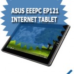 Asus EeePC EP121 Internet Tablet