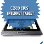 Cisco Cius Internet Tablet