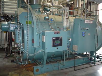 Cleaver Brooks Industrial Super Boiler