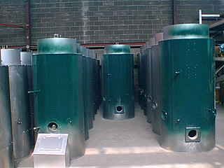 Columbia CT Industrial Steam Boilers