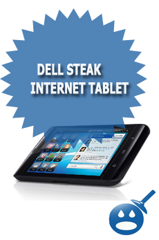Dell Steak Internet Tablet