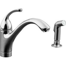 Nice Kohler Forte K 10416 Single Control Kitchen Faucet