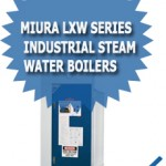 MIURA LXW Series Industrial Steam Water Boilers 