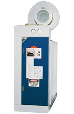 Miura Model LXW Series Hot Water Boiler