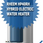 Rheem HP40RH Hybrid Electric Water Heater