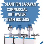 Slant Fin Caravan Commercial Hot Water Steam Boilers