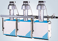 Slant Fin Caravan Commercial Hot Water Steam Boilers