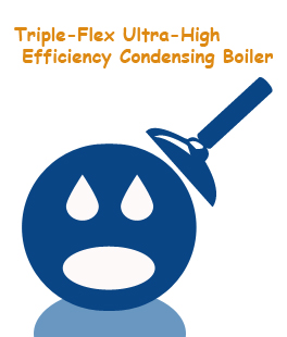 Triple-Flex Ultra-High Efficiency Condensing Boiler Review