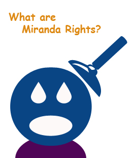 What are Miranda Rights?
