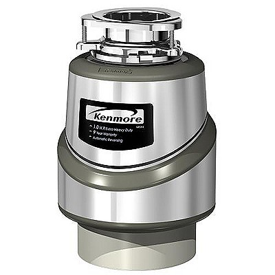 Kenmore 1 HP Food Waste Disposer