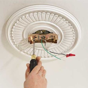 How To Install A Ceiling Fan Wet Head Media