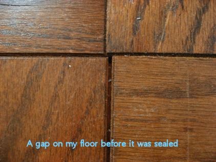 Hardwood floor gaps for How to fix gaps in hardwood floors