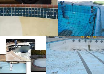 Breaking-in Pool Plaster
