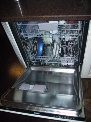 Bosch Dishwasher Picture