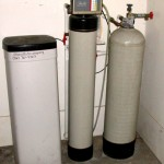 RainSoft water softener Photo