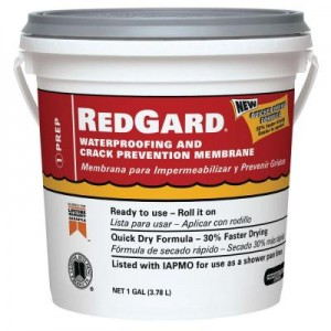 Red Guard Waterproofing Wet Head Media