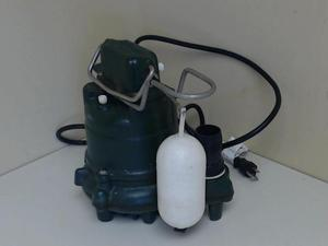 Zoeller 57-0001 M57 Basement High Capacity Sump Pump Image