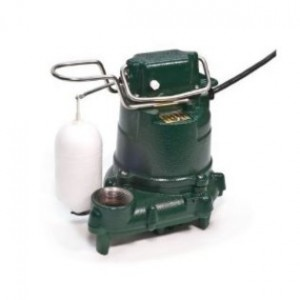 Zoeller M53 Mighty-mate Submersible Sump Pump, 1-3 Horsepower Picture