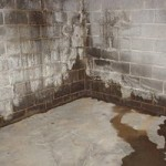 leaky basement walls