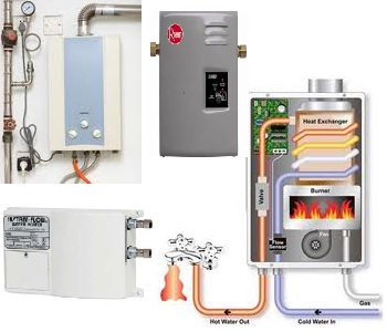 Should You Consider A Tankless Water Heater For Your Home Or